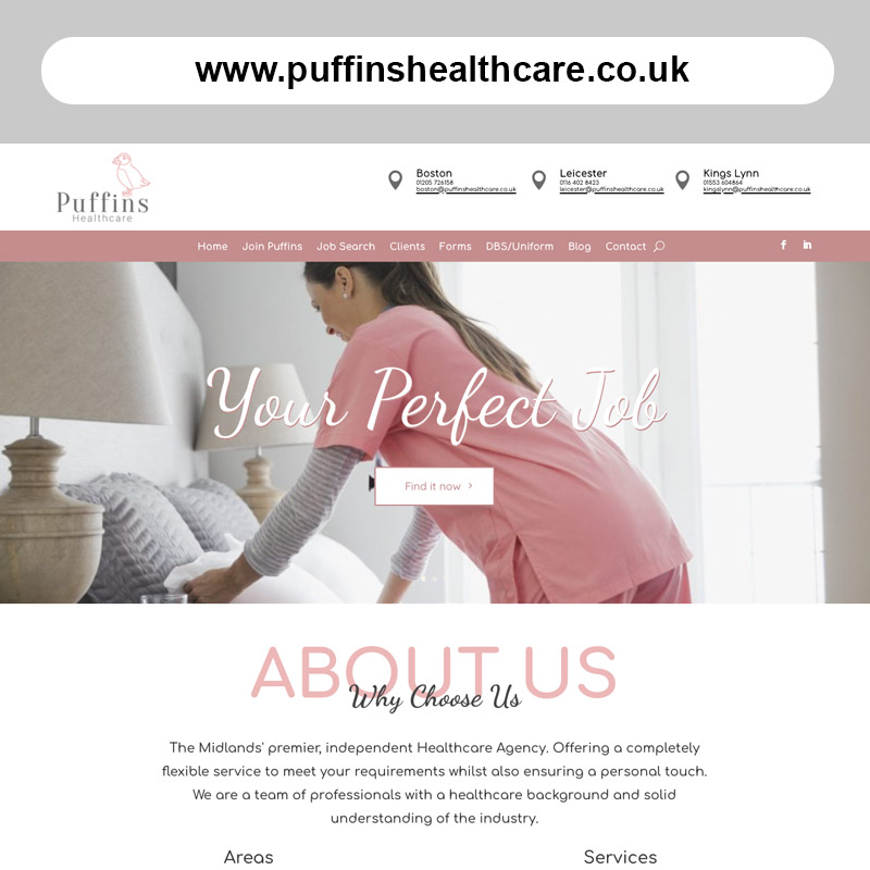 Puffins Healthcare